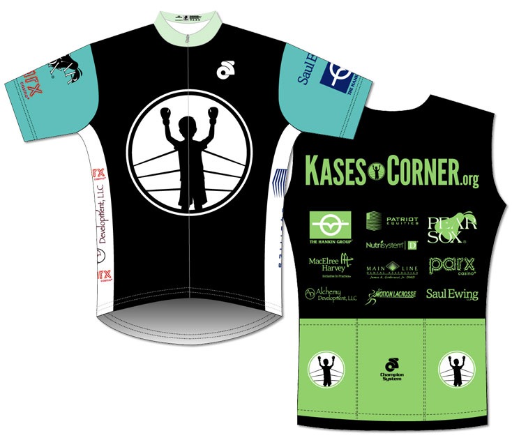 Kase's Corner Team Bike Jersey